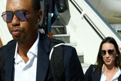 Erica Herman, la mujer considera una «cazafortunas» que ha salvado la vida a Tiger Woods