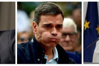 La retorcida jugada de Escolar: quiere que Pedro Sánchez sacrifique a Montón para que luego caiga Pablo Casado