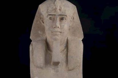 Descubren esta milenaria esfinge en Egipto
