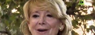 Esperanza Aguirre reaparece en La Sexta y le suelta un pellizco a García Ferreras