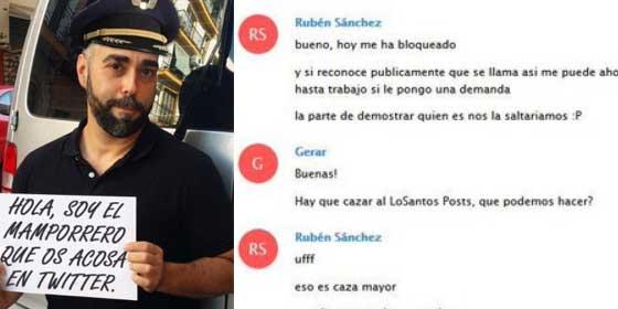 Estalla el #FacuoGate: Rubén Sánchez organizaba grupos de Telegram con simpatizantes podemitas para 'cazar' disidentes en Twitter