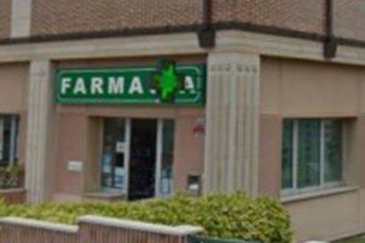 Tuitero descubre un extraño fenómeno que se produce en esta farmacia de Oviedo