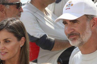 Ni divorcio, ni malos rollos, ni leches: Felipe y Letizia de vacaciones 'secretas' en Mykonos