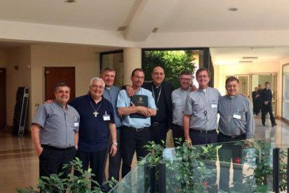 Mons. Fernández dio pautas a los nuevos obispos en Roma