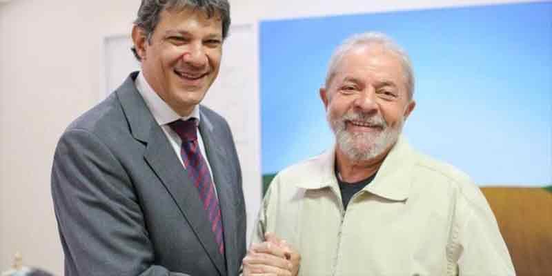Oficial: Lula fuera de las elecciones presidenciales de Brasil; Fernando Haddad su reemplazo