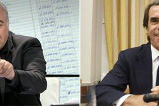 La habilidad política de Aznar y su dureza en las refriegas exaspera a todos los que querían verle sufrir en el 'paredón'