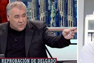 García Ferreras se quema intentanto salvar a la ministra Delgado, porque si cae se le pondría muy difícil sostener a Sánchez