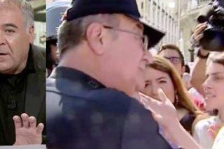 laSexta sube la apuesta con Iglesias: Ferreras le presenta como el héroe que ha evitado que los malvados antidisturbios corran a porrazos a los pensionistas