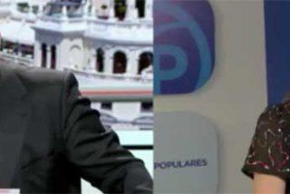 A Ferreras le causa una indigestión las críticas de Andrea Levy a Borrell
