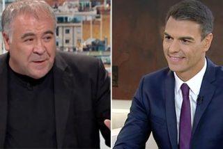 La maquinaria de laSexta, con Ferreras y Pastor al mando, insiste en blanquear a toda costa la dañada imagen del 'Doctor Sánchez'