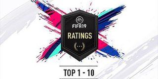 Quiénes son los 10 mejores jugadores del FIFA 19