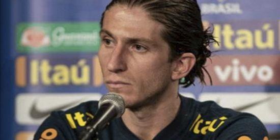 Filipe Luis, figura de la Selección de Brasil habla así sobre Lionel Messi y el premio The Best de la FIFA