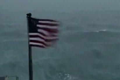 Así comienza Florence a inundar la costa este de EE.UU.