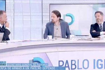 TVE: Pista libre del 'Lechero' Fortes a Iglesias para que ponga a parir al ABC