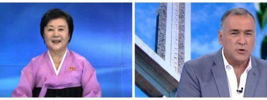 La TVE norcoreana de las purgas: 'El Lechero' Fortes utiliza a Franco para ocultar los bandazos de Pedro Sánchez