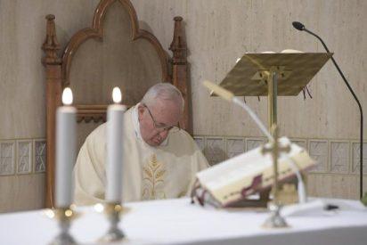 """El Papa pide """"pastores cercanos a la gente, no a los grupitos de los poderosos, de los ideólogos"""""""