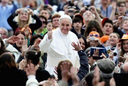 Querido Papa Francisco: ¡Sigue haciendo lío!