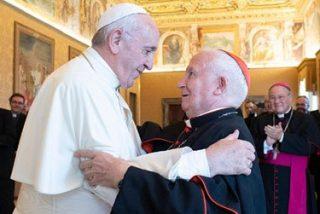 """El cardenal Cañizares traslada al Papa Francisco la """"adhesión y comunión inquebrantable"""" de la diócesis de Valencia"""
