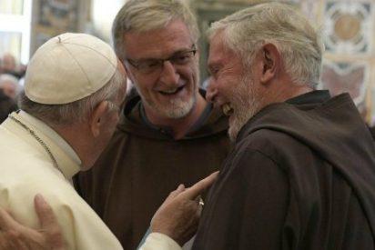 """El Papa, a los capuchinos: """"La verdadera grandeza es volverse pequeño y servidor"""""""