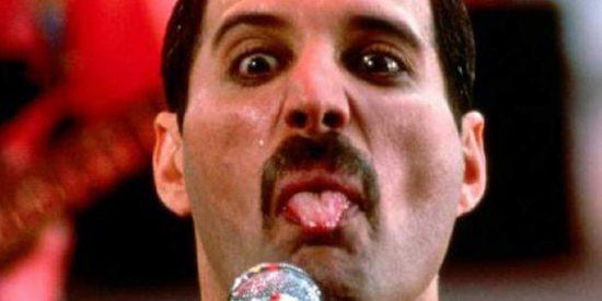 El tronchante homenaje del aeropuerto de Londres a Freddie Mercury