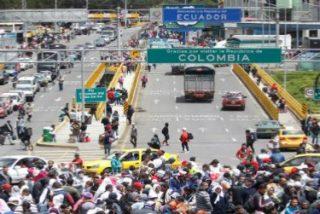 """Los obispos de la frontera Colombia-Ecuador piden una mirada """"más responsable"""" hacia los migrantes"""