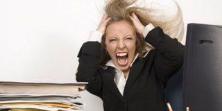 Así afecta el estrés a la pérdida de cabello