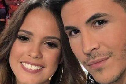 Gloria Camila y Kiko Jiménez gastan una broma y no rompen su relación