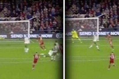 Bale se sale con Gales marcando este golazo para enmarcar