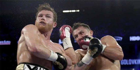 Golovkin vs. Canelo: escandaloso robo en un ring de Las Vegas