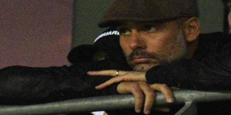 El 'indepe' Pep Guardiola se la sigue pegando' en la Champions