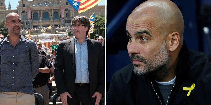 ¡De pena!: Guardiola reniega de la Selección Española