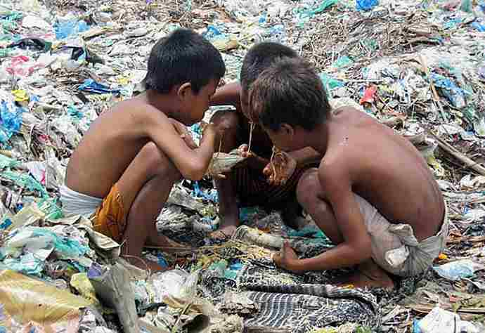 Éstos son los países con más hambre en América Latina
