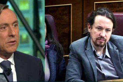 Rafa Hernando plancha a la RTVE del 'soviet' en la casa de Ana Pastor y García Ferreras