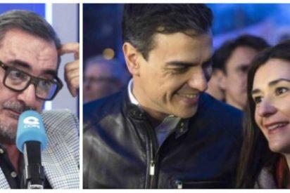 Carlos Herrera provoca el pánico en Moncloa reclamando la tesis de Pedro Sánchez tras la dimisión de Montón