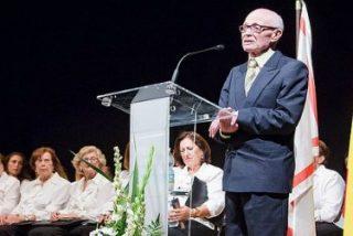 "Antonio Aradillas, en su homenaje: ""La Iglesia no se acaba; se acaba esta Iglesia"""