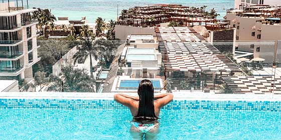 """""""The Reef 28"""", un hotel exclusivo y """"Solo para adultos"""" en la Riviera Maya"""