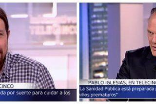 """Losantos le mete un buen viaje a Piqueras: """"Ha estado a punto de ir a la incubadora a entrevistar a los bebés de Iglesias"""""""