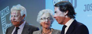 Las recetas de Aznar y González para que España no se vaya a freír espárragos