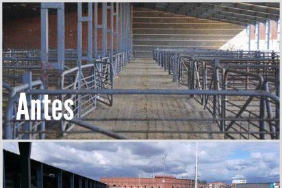 Comisión de Investigación en Medina del Campo por la supuesta enajenación de material del Mercado de Ganados