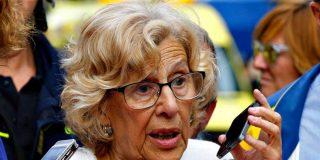 La 'abuelita' Carmena optará de nuevo a la Alcaldía de Madrid en 2019 pero intentando no parecer de Podemos