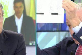 """Inda pisa el acelerador contra la tesis de Sánchez: """"Es nula, un escándalo y un delito de prevaricación"""""""
