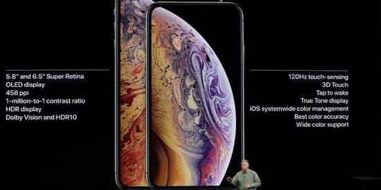 Apple: Así son y esto cuestan los nuevos iPhone Xs, Xs Max y XR