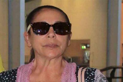"""Isabel Pantoja: """"Mi niña está 'nominá' en eso de 'GH VIP', ¿verdad?"""""""