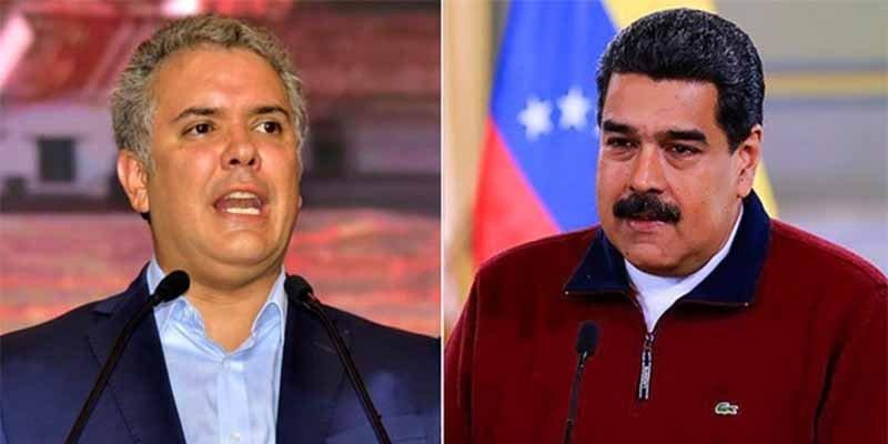 """Presidente de Colombia no quiere que Maduro se justifique con la excusa comunista del """"Enemigo invasor"""""""