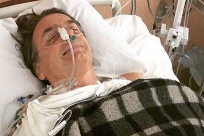 Brasil: Jair Bolsonaro sube 4 puntos en la primera encuesta publicada en Brasil tras el ataque