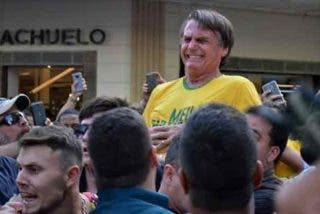 Twitter obligado a entregar los datos de 16 usuarios que celebraron el ataque a Bolsonaro