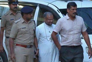 La Policía detiene al obispo de Jalandar después de que el Papa aceptara su renuncia