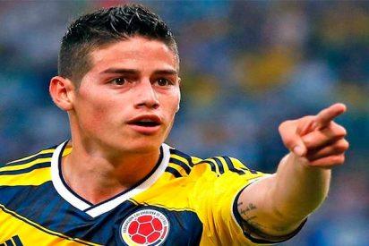 James podría estar muy cerca de volver al Real Madrid