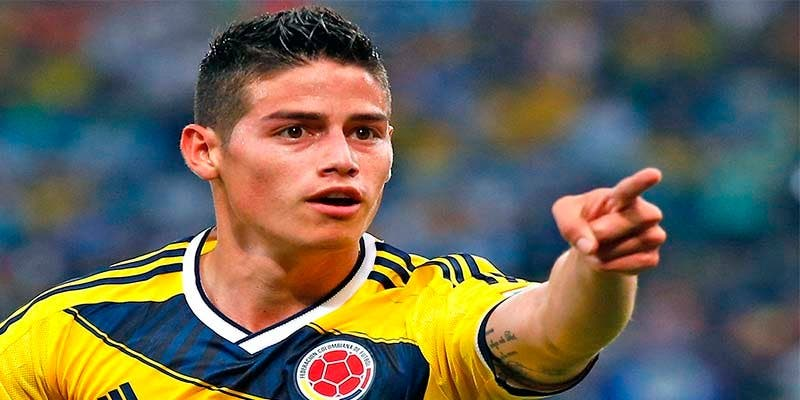 ¿Sabes qué duro golpe ha recibido James Rodríguez en las últimas horas?
