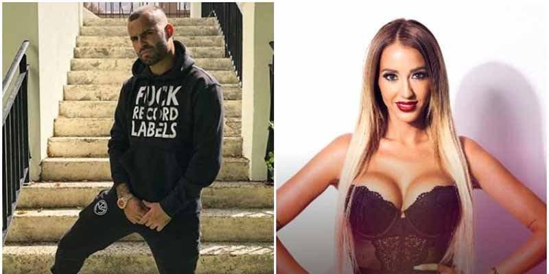 'GH VIP 6': Jesé se ríe por la entrada de su exmujer Aurah en Gran Hermano